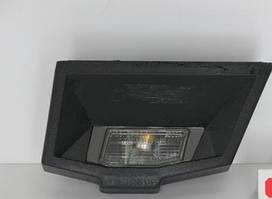 Фонарь освещения номерного знака ВАЗ 2106, 2121 левый (111.3717) (ОСВАР)