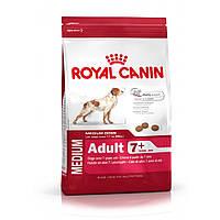 Корм для пожилых собак Royal Canin Medium Adult 7+