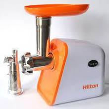 Мясорубка электрическая + соковыжималка 1400 Вт HILTON HMG-140T