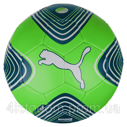 Мяч Puma Future heat ball green size 5, фото 2