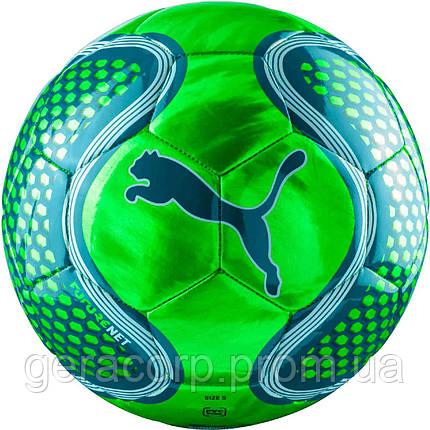 Мяч Puma Future net ball green size 5, фото 2