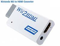 Переходник Nintendo Wii на HDMI 720p 1080p