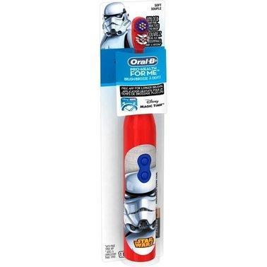 Зубная щетка BRAUN Oral-B DB 3010 Stage Power (для мальчика)