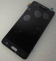 Дисплейный модуль в сборе для смартфона GALAXY J5 2016 J510 DUAL Black