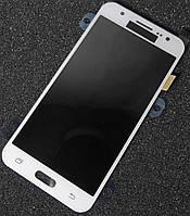 Дисплейный модуль в сборе для смартфона GALAXY J5 J500 DUAL White