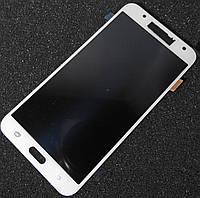 Дисплейный модуль в сборе для смартфона GALAXY J7 SM-J700H White