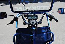 Трицикл ГЕРКУЛЕС e-Riksha, фото 3