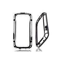 Bumper Samsung I9300 Black/Transparent