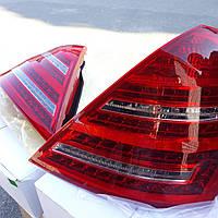 Задние фонари Mercedes W221 РЕСТАЙЛИНГ