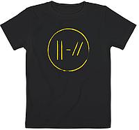 Детская футболка Twenty One Pilots - Trench (чёрная)