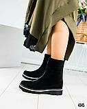 Зимние высокие женские ботинки , фото 4