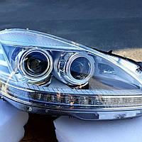 Фары Mercedes W221 Рестайлинг LED