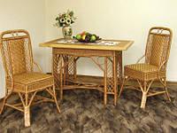 "Стол из лозы ""Черниговчанка"" (набор мебели ""Черниговчанка"")"