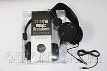 Наушники HAVIT HV-H2198D с микрофоном Black