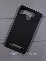 "Чехол-накладка Universal Silicon Case 4.3""-4,7"" Black"