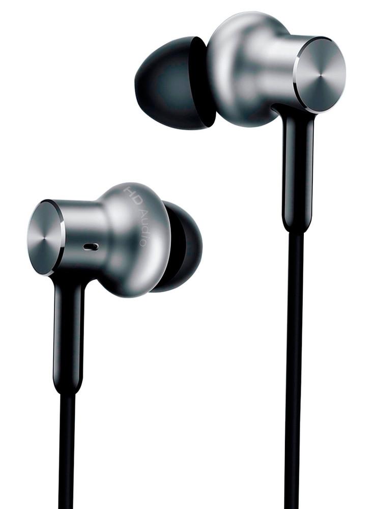Наушники Xiaomi Mi In-Ear Headphones PRO HD ( Silver)