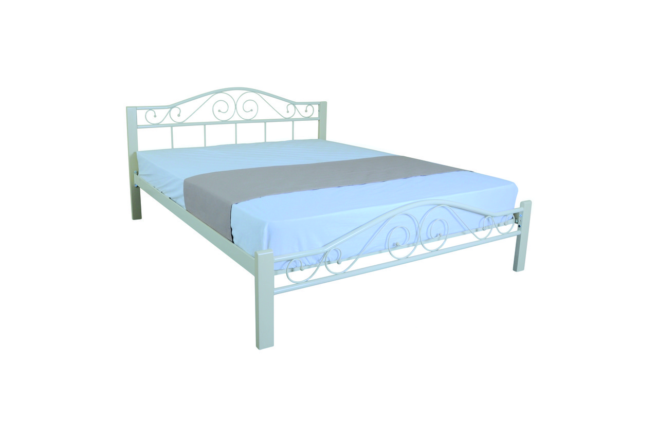 Кровать Элис Люкс Вуд двуспальная - фото 2