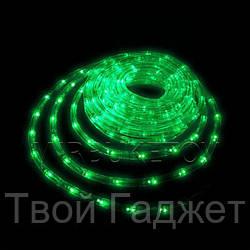ОПТ/Розница Гирлянда дюралайт LED, зеленая, 20 м, Гирлянда дюралайт LED, зеленая, 20 м, DRL20Green