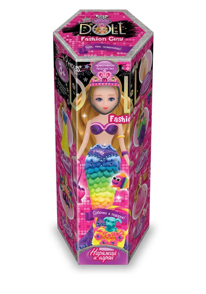 """Набір пластиліну """"Princess Doll"""" Danco Toys"""