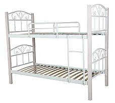 Кровать Лара Люкс Вуд двухъярусная, фото 3