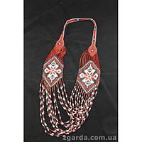 Женский гердан (силянка) в традиционном гуцульском стиле