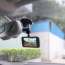 """Видеорегистратор DVR T652 4"""" Full HD с выносной камерой заднего вида, фото 3"""
