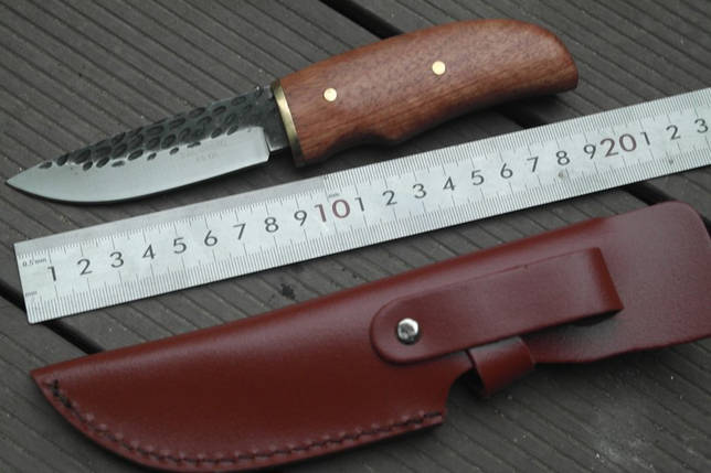 Охотничий нож Herbertz ALSI 420 , фото 2