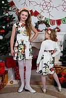 Детское платье 306-1