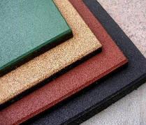 Резиновые травмобезопасные напольные покрытия