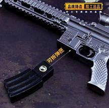 Брелок из игры PUBG M416 Assault Rifle Weapon Keychain, фото 2