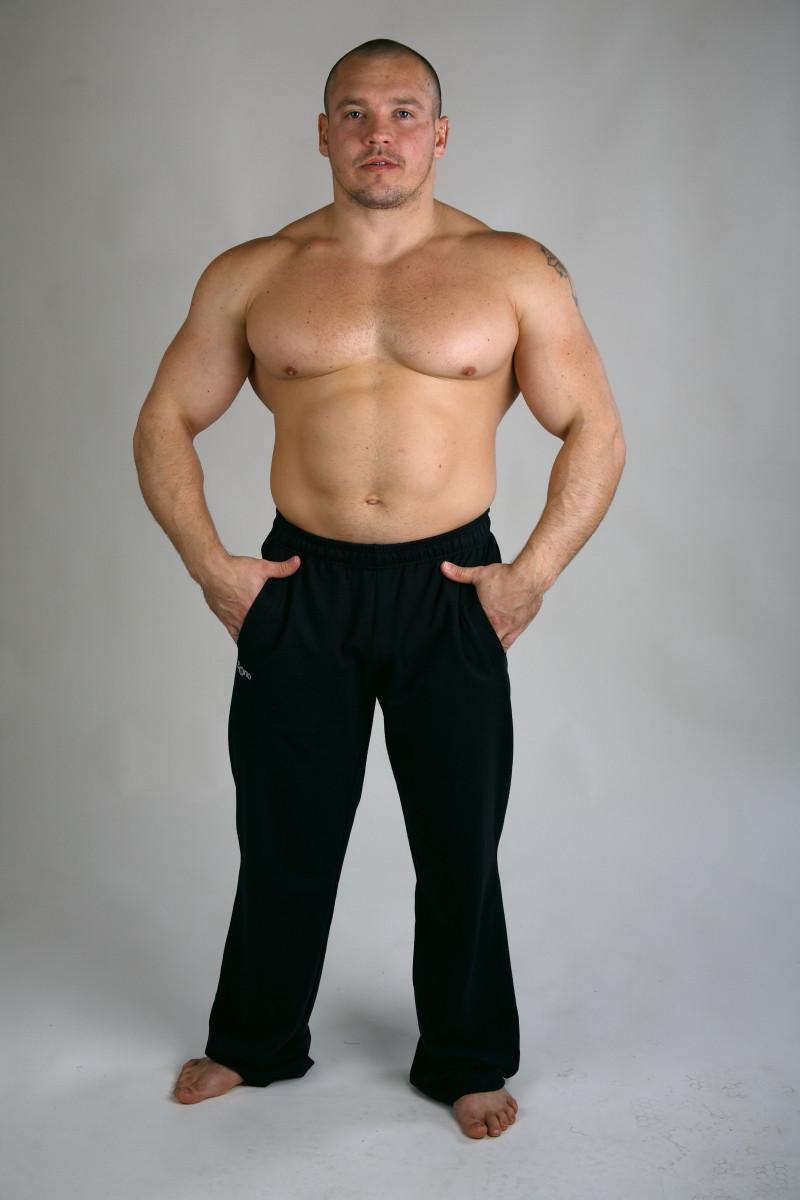 Bono штаны мужские 501 (рост)