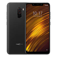 "Xiaomi POCOPHONE F1 Black 6/64 Global Version 6.18"" FHD+ IPS , Snapdragon 845, 4000 мАч, 12 Мп Sony IMX363 4К"