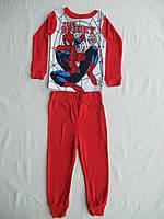 Пижама детская для мальчика Спайдермен Марвел, США (24М,3Т):