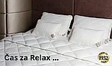 Одеяло антиаллергенное -  Relax  Extra, 140 x 200. Odeja   Словения, фото 8