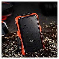 Внешний  PHD External 2.5'' Apacer USB 3.1 AC630 1TB Orange (color box)