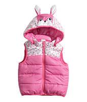 Жилет с капюшоном для малыша H&M, Размер: 68