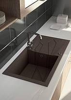 Кухонная мойка MARMORIN FOORN 4601130  1000х500х225, фото 2