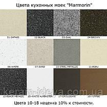 Кухонная мойка MARMORIN FOORN 4601130  1000х500х225, фото 3