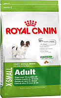 Корм для мини-собак Royal Canin X-Small Adult