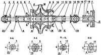 Ротор насоса Д1600-90