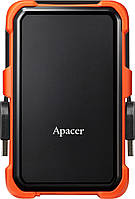 Внешний PHD External 2.5'' Apacer USB 3.1 AC630 2TB Orange (color box)