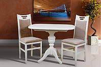 Стол обеденный Триумф (белый)