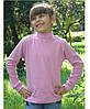 Гольф розового цвета (100% хлопок), рост 98-104 см