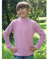 Гольф розового цвета (100% хлопок), рост 98-104 см, фото 1