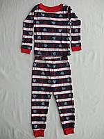 Пижама детская для мальчика Джейк и Пираты Нетландии, США (24М,3Т,4Т):