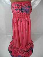Летнее женское платье, размер S, арт. VM-01