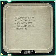 Процессор Intel Core 2 Duo E7600  3,06 GHZ/3M/1066