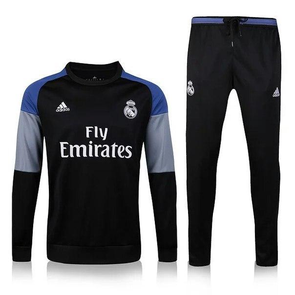 Тренировочный костюм Реал Мадрид осенний