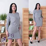 """Сукня жіноча """"Мартіна"""" з ангори.Розпродаж, фото 2"""