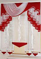 Красивая занавеска японские панельки 1,5 м Emma5